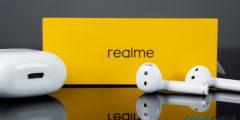 سماعات بلوتوث realme Buds Air Bluetooth Headset مع الشحن اللاسيلكي