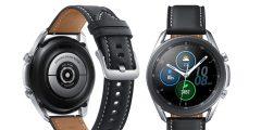 ساعة Galaxy Watch 3 جديد سامسونج 2020