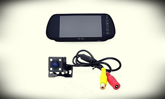GENERIC LCD CAR REAR VIEW MONITOR