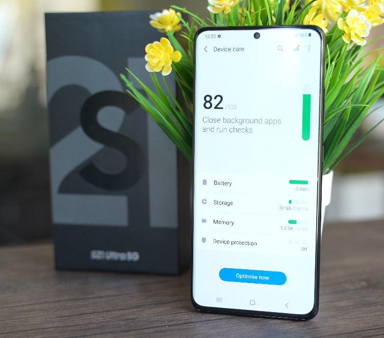 هاتف SAMSUNG S21 ULTRA 5G
